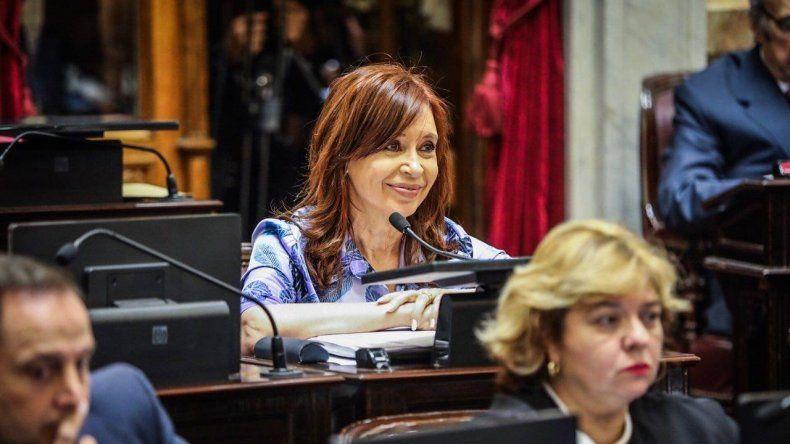 Proponen a Cristina que sea candidata a gobernadora si Vidal desdobla las elecciones