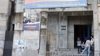 Frustraron un robo en una facultad de Paraná