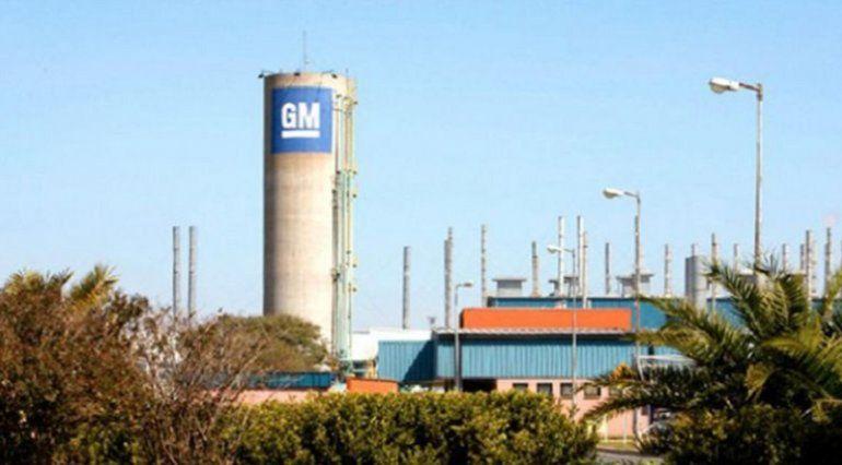 General Motors paraliza su planta de Santa Fe y suspende al personal por 10 días