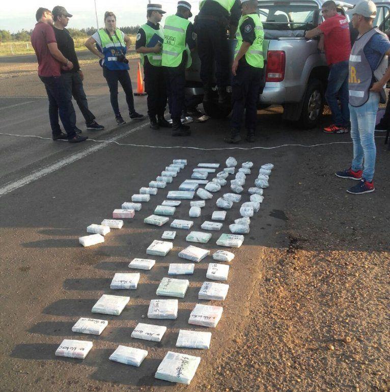 Operativo en Entre Ríos: incautaron teléfonos por $700 mil