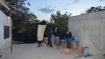 Hallaron cocaína en dos viviendas de Paraná y detuvieron a cuatro personas