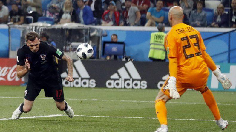 En un partido clave para Argentina