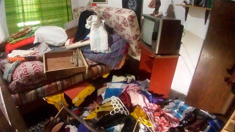 Noche de terror: maniataron, golpearon y le robaron a una familia entrerriana