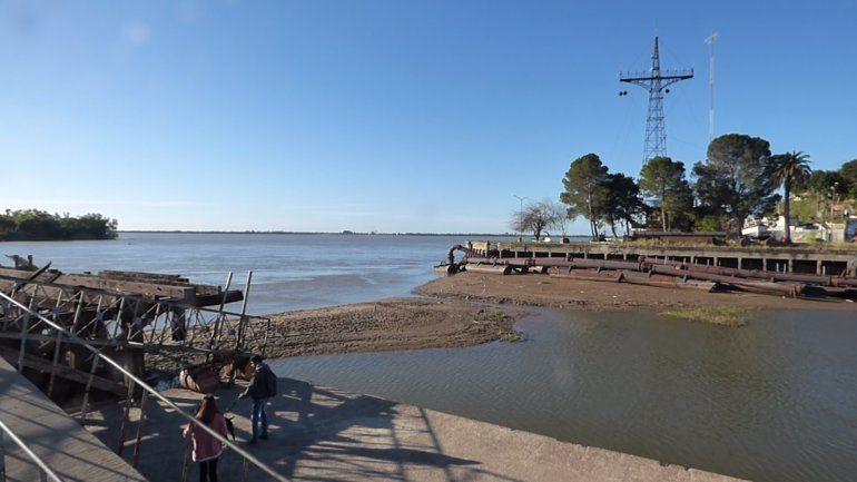 Confirman que el río Paraná continúa a la baja