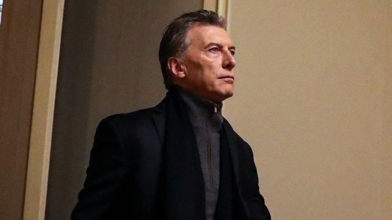 Imputaron al presidente Macri por el acuerdo con el FMI