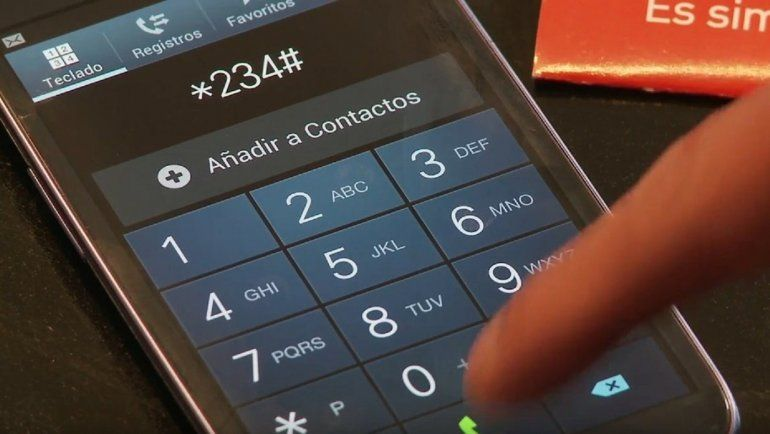 Unas 12 millones de l neas telef nicas podr an ser bloqueadas Numero telefonico del ministerio del interior