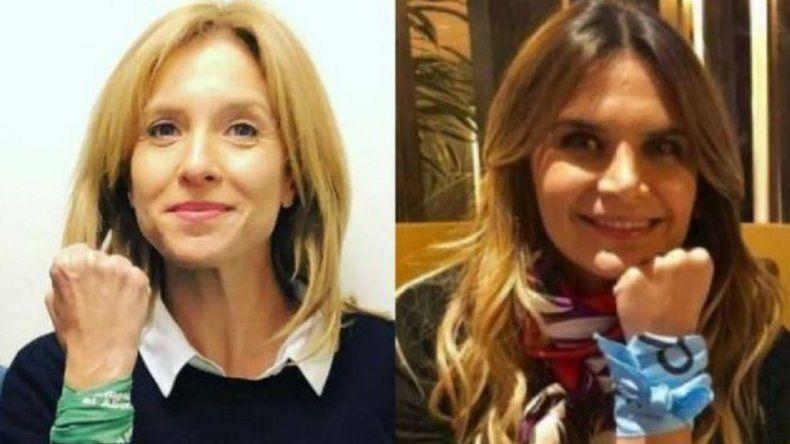 El fuerte cruce entre Amalia Granata y Carla Peterson por el aborto legal