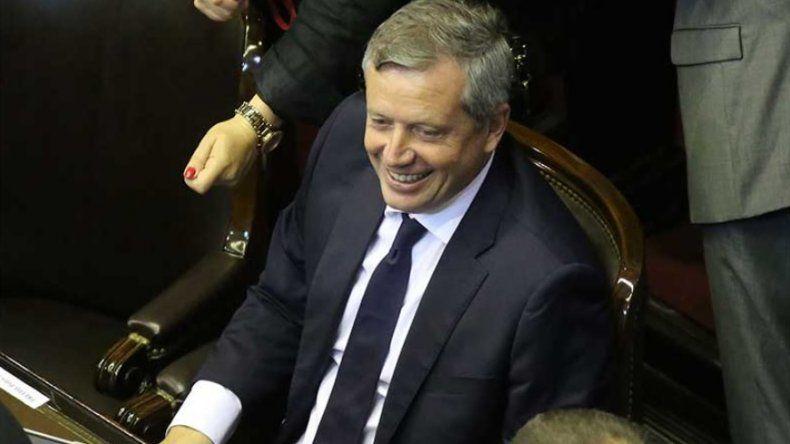Con elogios de todos los bloques, Monzó fue reelecto como presidente en Diputados