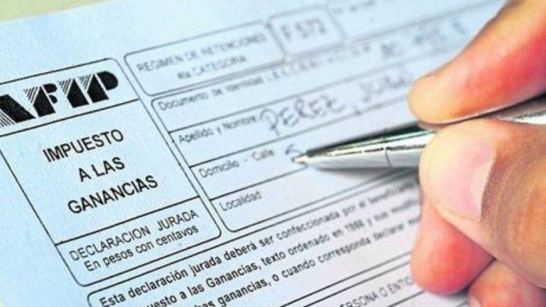 En 2019 pagarán Ganancias quienes cobren más de $38.301 netos