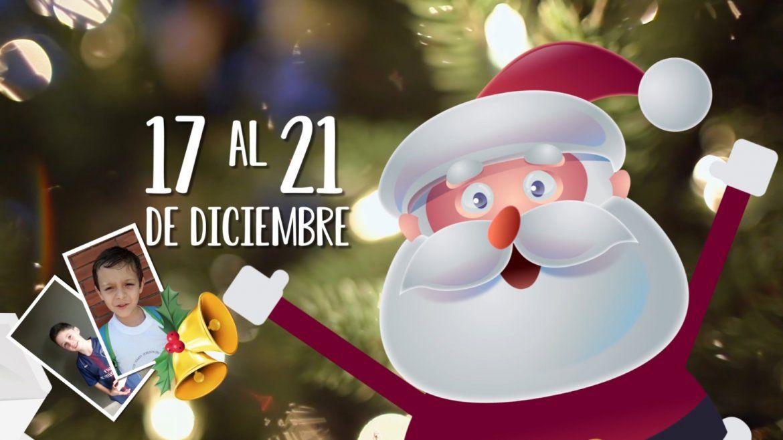 Papá Noel llega a Paraná y recibirá los deseos de todos los niños