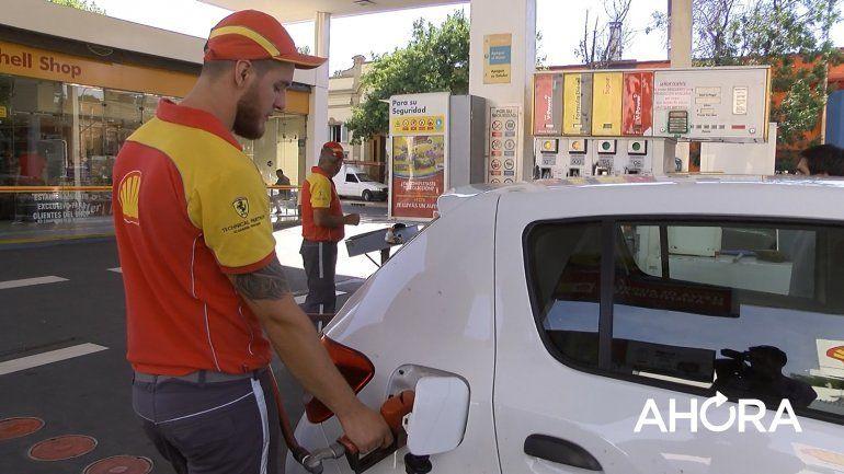 Las naftas podrían aumentar sus precios hasta 15% en tres meses
