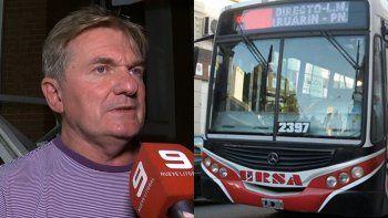 Aclaran que el aumento de colectivos en Paraná debe ser aprobado por el HCD