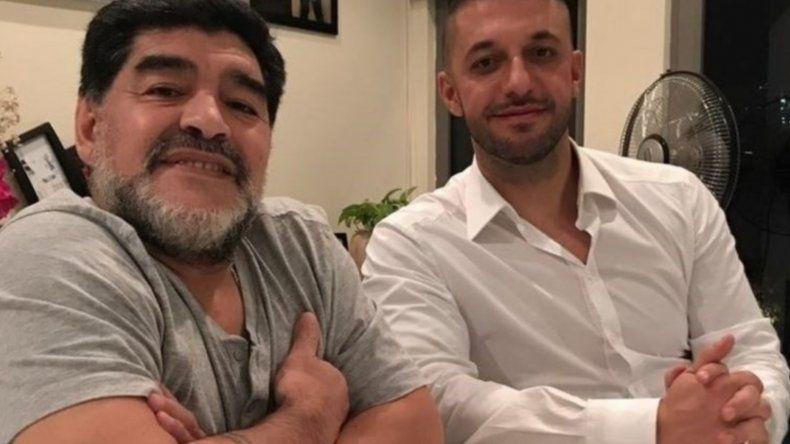 El abogado de Maradona reveló la edad y el sexo de los hijos cubanos