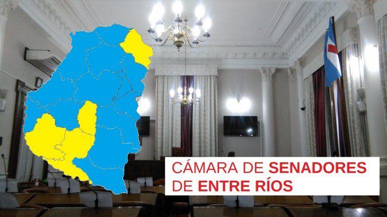 Resultado de imagen para senadores entre rios 2019