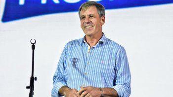 Emilio Jatón es el intendente electo de Santa Fe