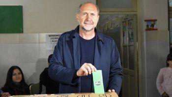 Perotti ganó la Gobernación de Santa Fe por cuatro puntos de diferencia