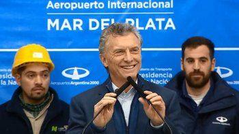 Macri dijo que seguirá ocupándose de llevar alivio a todas las familias