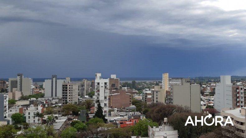 Rige un alerta por tormentas que involucra a Entre Ríos y Santa Fe