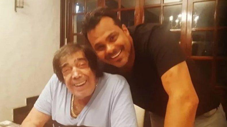"Matías Santoianni compartió un audio de despedida que le envió ""Cacho"" Castaña"