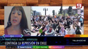 Chile en llamas: El gobierno administra el legado de lo que dejó Pinochet