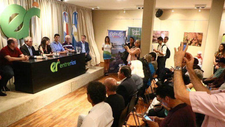 Entre Ríos presentó la campaña Modo Vacaciones