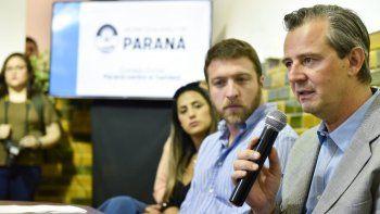 Presentaron el Consejo Social Contra el Hambre en Paraná