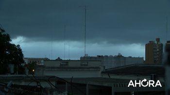 Pronostican lluvias hasta el domingo en varias localidades de Entre Ríos