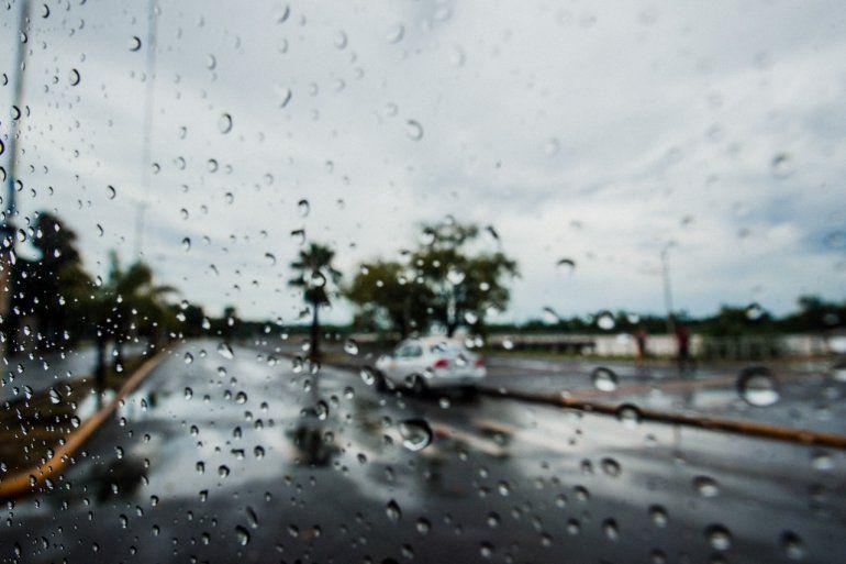Alertan por lluvias y tormentas para los próximos días en Entre Ríos