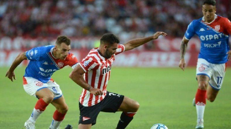 Unión cayó ante Estudiantes como visitante