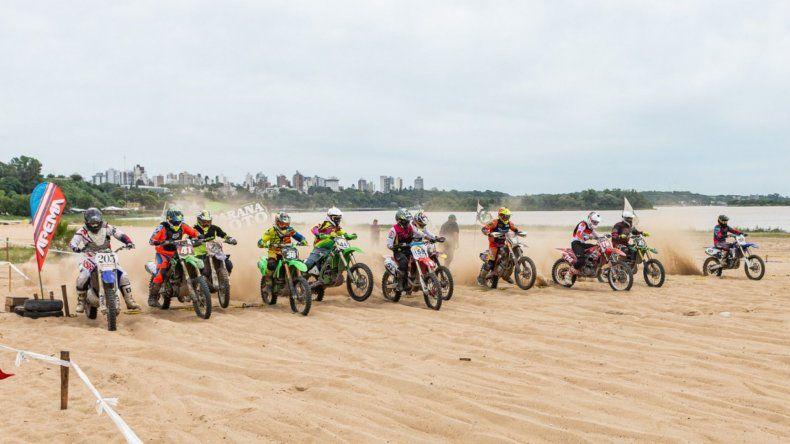 Exitosa segunda edición del Desafío Arenacross en Paraná
