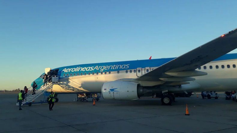 Aerolíneas Argentina cancela vuelos a Italia por el brote de coronavirus