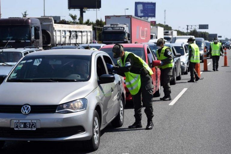 Fernández equipa a las Fuerzas Federales y suman 1.000 gendarmes en el AMBA