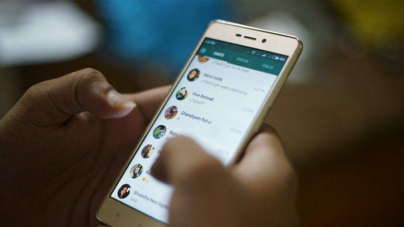 El uso de apps de mensajería creció un 50% en el último mes