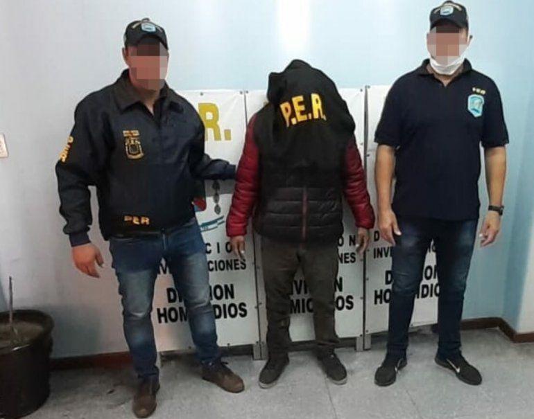 Hay dos detenidos tras un homicidio ocurrido en Paraná