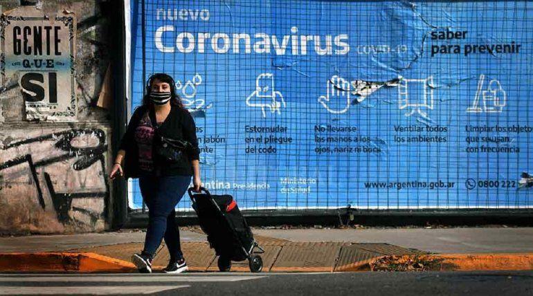 La provincia de Santa Fe registró 81 nuevos casos de coronavirus