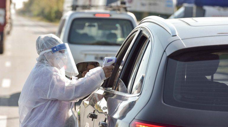 Se registraron nuevos casos de Covid-19 en Paraná, Gualeguaychú y Santa Ana