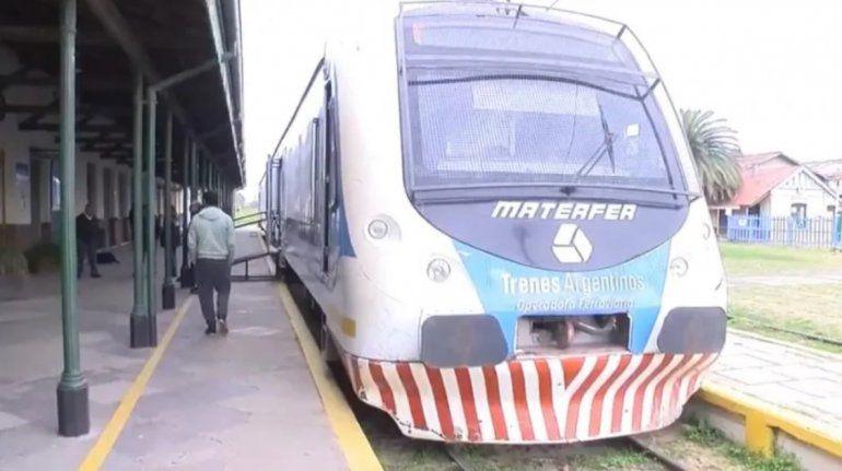 Modifican horarios del tren Paraná-Colonia Avellaneda y suman los sábados