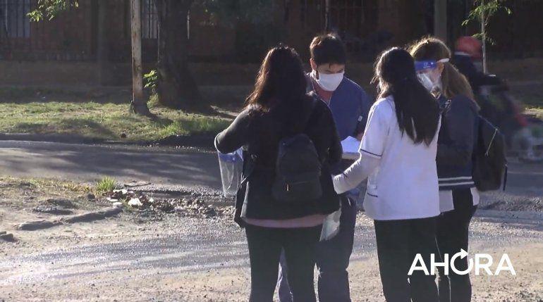 Confirmaron 58 nuevos casos en Entre Ríos y 25 son de Paraná