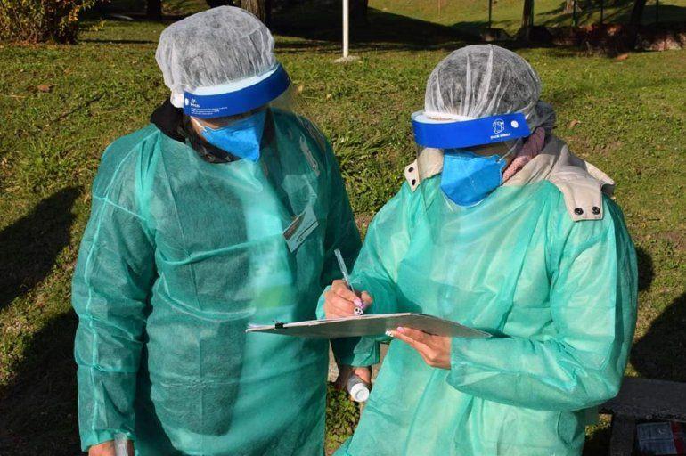 Informan 10 nuevos casos de coronavirus en Entre Ríos, ninguno en Paraná