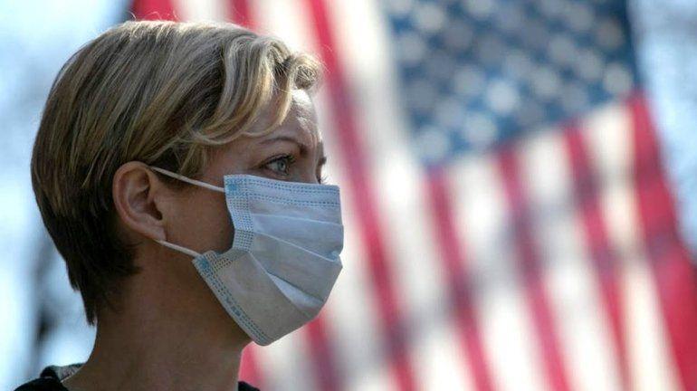 Estados Unidos: confirmaron más de 225 mil casos en un día