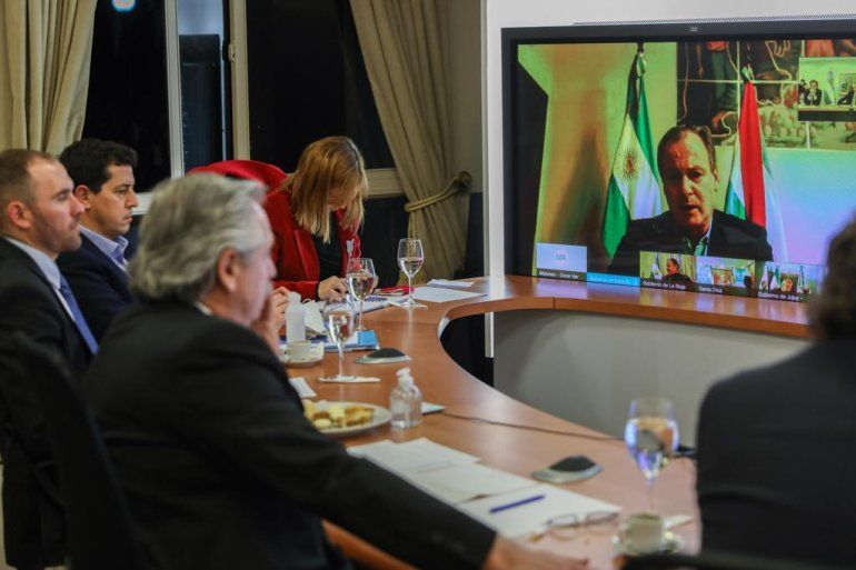 Fernández anunciará obras para cinco provincias, incluida Entre Ríos