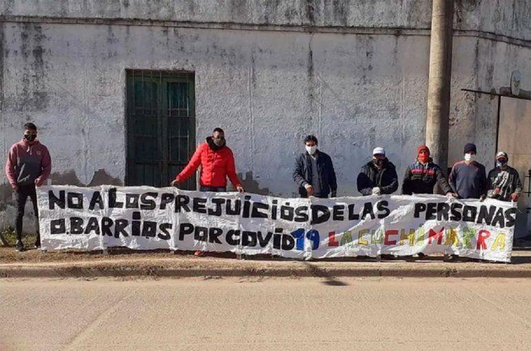 Vecinos de Gualeguaychú se manifestaron contra una fake news