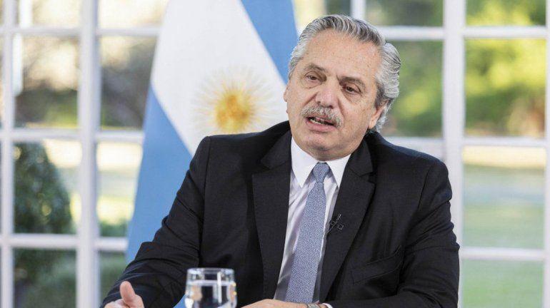 Fernández: Es imposible que nos podamos mover de la oferta que hicimos