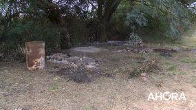 Vecinos denuncian robos y destrozos en barrio Los Berros