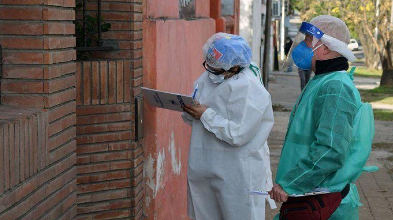 Se registraron tres nuevos casos de Covid 19 en Gualeguaychú y uno en Paraná