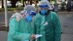Fallecieron 166 personas por coronavirus en las últimas 24 horas