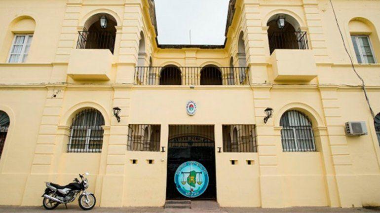 Arrojaron una bolsa con droga dentro de la cárcel de Concepción del Uruguay