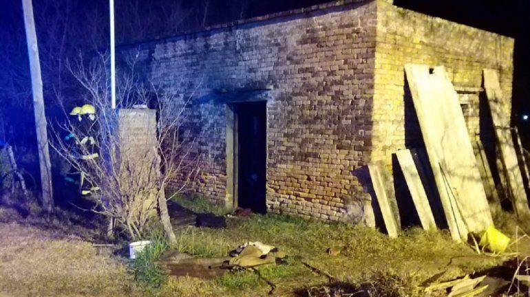 Trágico incendio en el departamento Paraná: murió una mujer