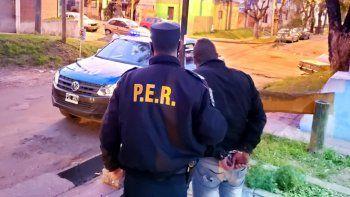 En estado de ebriedad, golpeó a su pareja en Paraná: terminó detenido