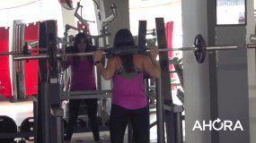 Video: así fue el regreso a la actividad en los gimnasios